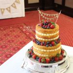 Naked Wedding Cake with Fresh Berries by White Rose Cake Design Bespoke Wedding Cake Maker in Holmfirth, Huddersfield West Yorkshire (5)