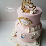 Princess Birthday Cake by White Rose Cake Design.com in Huddersfield, West Yorkshire (1)