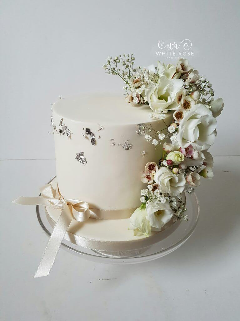3 tier wedding cakes with fresh flowers about us white cake design creating beautiful 10329