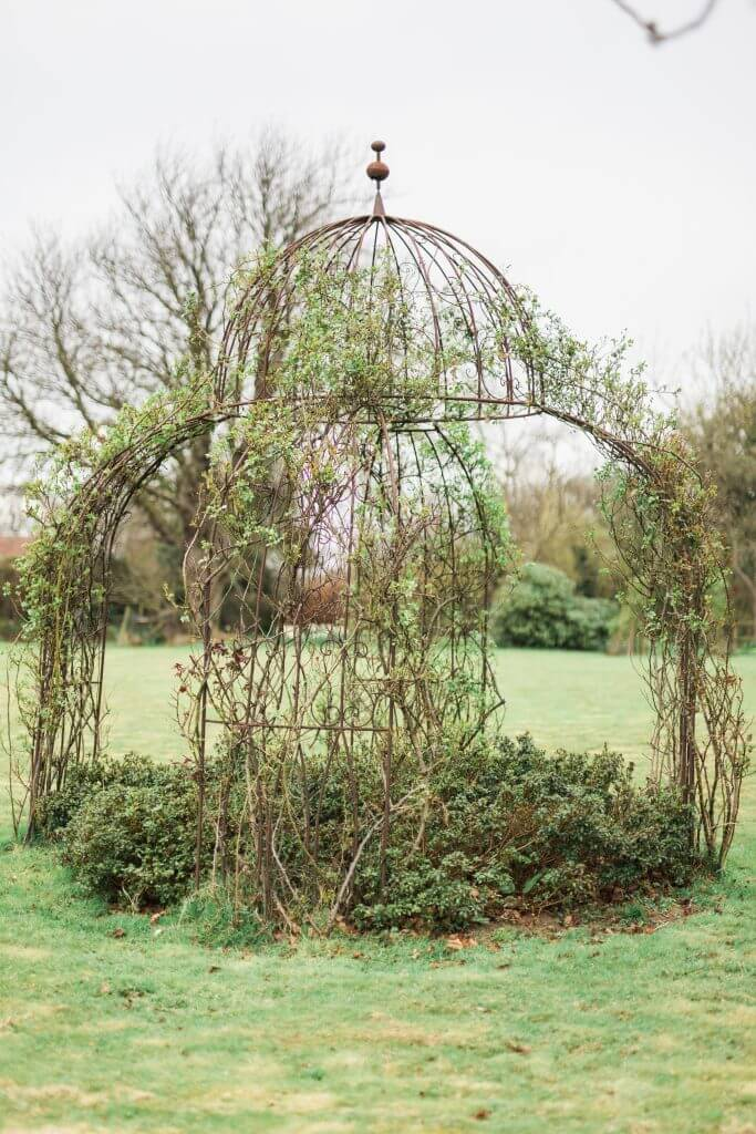 Beautiful Arbour at Chapelgarth Estate
