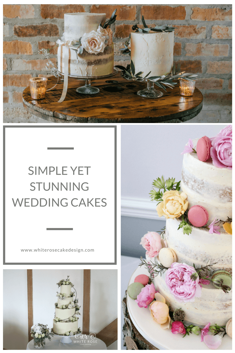 simple yet beautiful wedding cakes simple yet stunning wedding cakes in west 20124